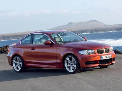 BMW1シリーズクーペ 135i リア