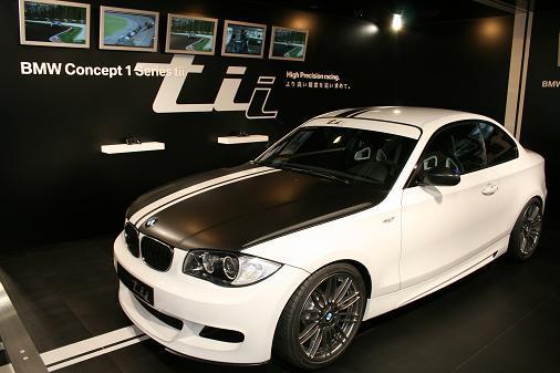 BMW1シリーズコンセプトtii