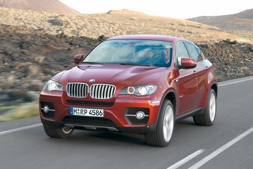 BMW X6の市販モデル画像