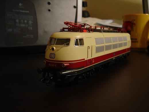 メルクリン(39579) DB BR103.1